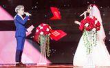 """Đức Phúc và """"thánh nữ Bolero"""" Jang Mi hóa cô dâu chú rể trên truyền hình"""