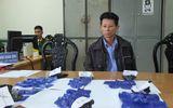 Bắt đối tượng vận chuyển gần 8.000 viên ma túy tổng hợp