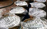 Bắt quả tang cơ sở dùng hóa chất độc hại hấp cá