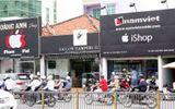 Các cửa hàng sử dụng trái phép logo của Apple sẽ bị xử phạt