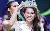 Liên Phương đăng quang Á hậu 1 Hoa hậu Đại sứ du lịch thế giới 2017