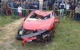 Người đàn ông chết trong ô tô 4 chỗ chìm dưới lòng sông