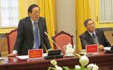 Văn phòng Chủ tịch nước họp báo công bố 6 luật