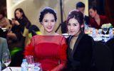 Tin tức - Hai Á Hậu Hoa Hậu Việt Nam 2012 hội ngộ trong sự kiện