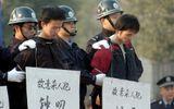 Tin tức - Hàng nghìn người dân Trung Quốc tới xem tuyên án tử hình 10 tội phạm