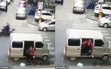 Cảnh bắt cóc nữ sinh trắng trợn giữa đường phố gây sốc