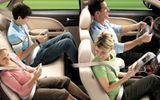 Từ 1/1/2018 xử phạt người ngồi ghế sau ôtô không thắt dây an toàn