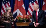 Tổng thống Mỹ và Thủ tướng Anh điện đàm sau tranh cãi nảy lửa trên Twitter