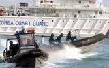 Hàn Quốc bắn 249 phát đạn cảnh cáo xua đuổi tàu cá Trung Quốc
