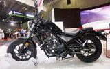 Rebel 300 giá 170 triệu sẽ trở thành mẫu phân khối lớn đầu tiên của Honda tại Việt Nam?