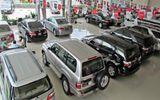 Vì sao ô tô nhập khẩu tăng đột biến dịp cuối năm?