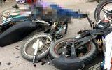 Xe máy đấu đầu, người phụ nữ tử vong thương tâm