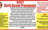 """Quân đội Mỹ hoang mang vì tờ rơi Triều Tiên """"lạc"""" vào căn cứ"""