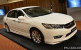 Honda Malaysia triệu hồi gần 50.000 chiếc Odyssey và Accord