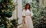 Bà Trump khiến Nhà Trắng lung linh trong mùa Giáng sinh