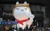 """Người Trung Quốc """"biến hình"""" ông Trump thành con giáp đại diện năm 2018"""