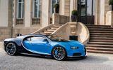 70 đại gia bỏ hàng trăm tỷ mua siêu xe Bugatti Chiron trong năm 2017