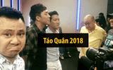 Táo quân 2018: Chí Trung đóng Táo năm cuối, xôn xao vì ảnh hậu trường có Trấn Thành, Trường Giang