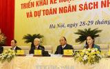 Tổng Bí thư dự Hội nghị trực tuyến giữa Chính phủ với các địa phương