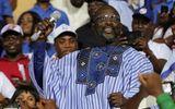 Cựu danh thủ bóng đá thế giới đắc cử Tổng thống Liberia