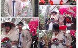 Đám cưới gây xôn xao dân mạng của cặp đôi chồng kém vợ 2 giáp