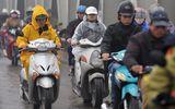 Dự báo thời tiết ngày 30/12: Không khí lạnh tăng cường, Hà Nội mưa rét 12 độ C