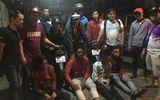 Hiệp sỹ đường phố tóm gọn băng cướp trong đêm giao thừa