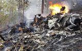 Máy bay rơi ngày cuối năm, 12 người thiệt mạng