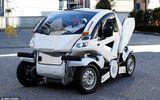 Chiếc ô tô điện có thể gập lại như phim Transformer có giá thế nào?
