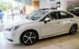 Triệu hồi 24 xe Subaru tại Việt Nam do lỗi túi khí