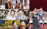 """Bộ ảnh cưới """"Ông bà anh"""" 50 năm vẫn nắm chặt tay nhau khiến giới trẻ ngưỡng mộ"""