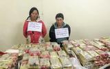 Bắt quả tang đối tượng vận chuyển ma túy trị giá 70 tỷ đồng