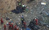 Peru: Xe buýt va chạm xe tải tại 'đường cong ma quỷ', 36 người thiệt mạng