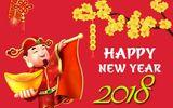 Những câu chúc mừng năm mới Mậu Tuất 2018 hay và ý nghĩa nhất
