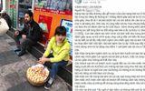 """Xử lý nam thanh niên đánh giày và người phụ nữ """"chặt chém"""" khách nước ngoài 4 chiếc bánh rán 80.000VND trên phố Cổ"""