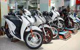 Xe máy tăng giá đón Tết, Honda SH tăng gần 20 triệu Đồng