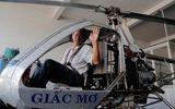 """""""Hai lúa"""" sản xuất máy bay tự chế tại Bình Dương sắp được cất cánh?"""
