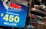 """Giải Mega """"khủng"""" 450 triệu USD đã tìm thấy chủ nhân"""