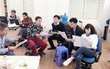 Clip hậu trường đầu tiên về buổi đọc kịch bản của Táo quân 2018
