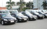Đấu giá công khai ô tô công trong diện thanh lý