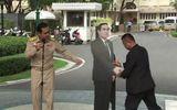 """Cách tránh câu hỏi """"nóng"""" từ phóng viên của Thủ tướng Thái Lan"""