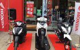 Bảng giá xe máy Honda mới nhất tháng 1/2018 tại Việt Nam