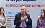"""Ông Putin: Mỹ sẽ bị đáp trả vì """"can thiệp vào mọi nơi"""""""