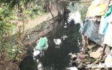 Bắt quả tang doanh nghiệp xả nước thải bẩn ra môi trường