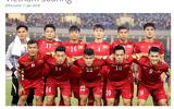 """FIFA nói gì về """"cú nhảy"""" 13 bậc của bóng đá Việt Nam?"""