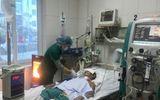 Thời tiết lạnh, bệnh nhân đến khám được sưởi ấm