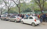 Hà Nội: Hàng trăm ô tô tuần hành đòi Grab giảm chiết khấu