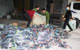 Tin tức - Phát hiện hơn 2.000 khẩu súng nhựa vận chuyển từ Quảng Ninh về Thanh Hóa