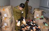 Tin tức - Hà Tĩnh: Phát hiện gần 1,5 tấn mì chính giả nhãn hiệu nổi tiếng