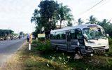 Tin tức - Ôtô khách va chạm với xe đạp điện, nữ sinh lớp 10 tử vong thương tâm
